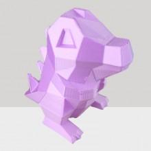 Totodile 3D Printing 1.75mm PLA Silk Filament Purple