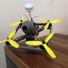 PLA Filament Review-PLA Filament Dark Grey-Drone
