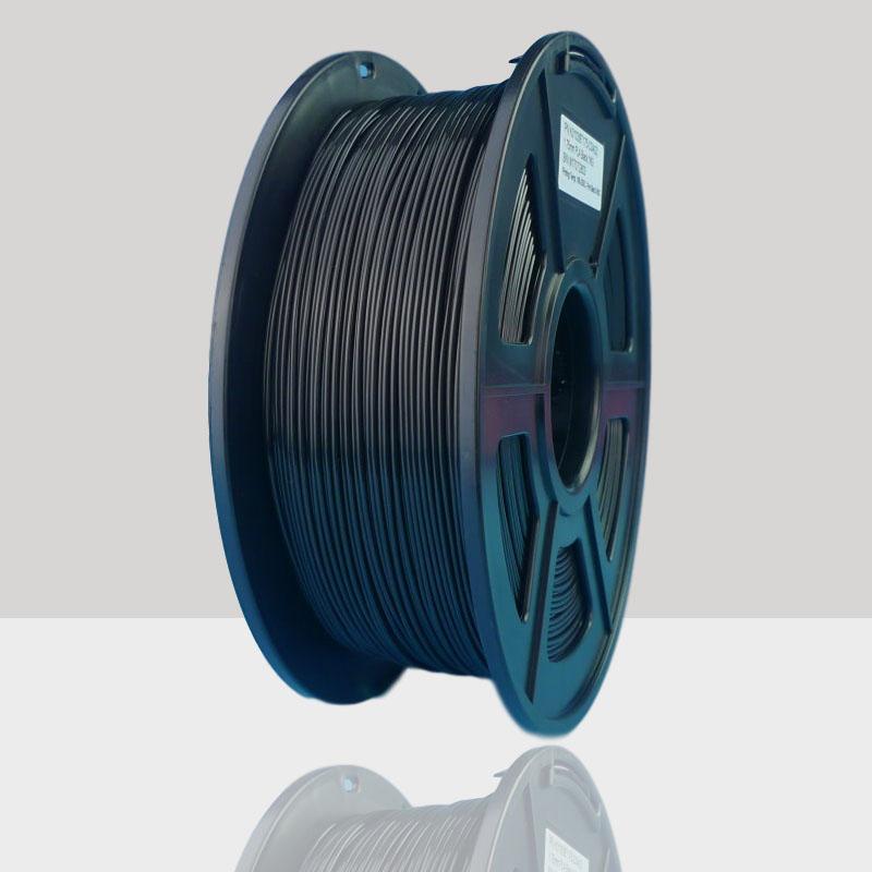 Pla Filament, 1.75mm PLA Filament Black, 1.75mm 3D
